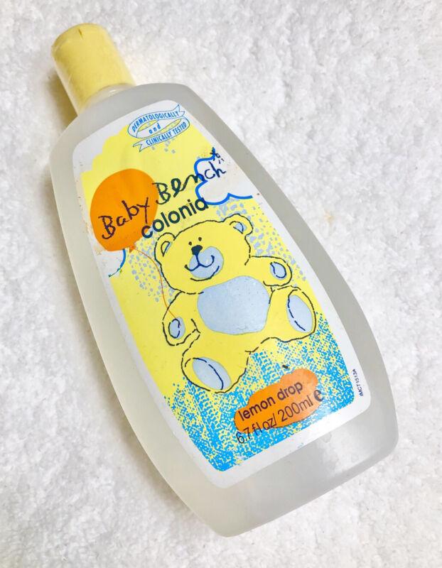 Baby Bench Cologne Lemon Drop 200ml