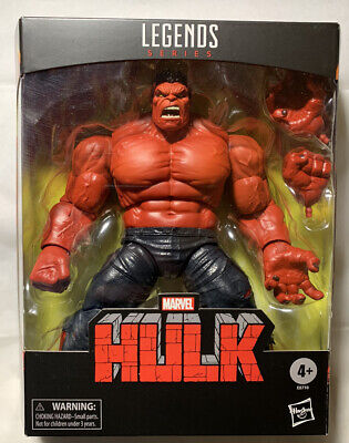 Marvel Legends Red Hulk Target Exclusive 2020 Brand New In Hand!! Free shipping