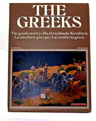 Atlantic The Greeks The Greek Chariot Set  Set 1606   Mint In Box 60Mm Scale