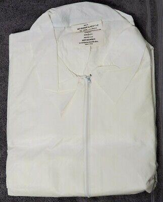 Keystone Key-gard Coverallspaint Suit Sz Xxl Collared No Elastic Free Shipping
