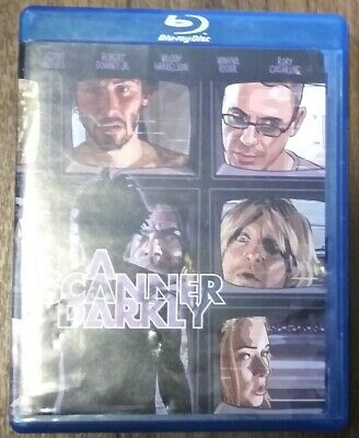 A Scanner Darkly (Blu-ray).