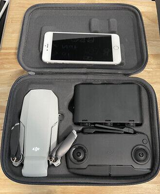 DJI Mavic Mini Quadcopter Drone Fly More Combo + IPhone advantage