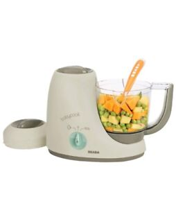 Baeba Babycook Classic 4-in-1 Steam cook, Blend, Defrost, Reheat