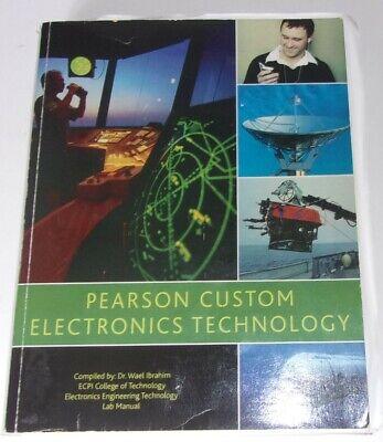 Pearson Custom Electronics Technology - Paperback - Dr Wael Ibrahim