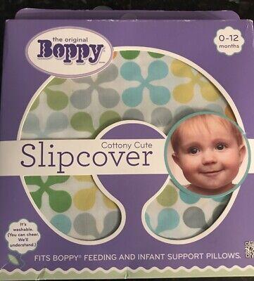 The Original Boppy - Cottony Cute Slipcover (slipcover only) - JACKS (NIB)