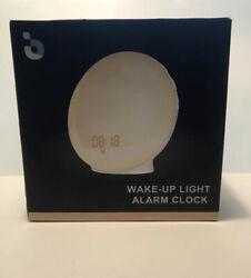 Wake- Up Light Alarm Clock BY LBELL (LB01 Sunrise Alarm Clock) Brand New