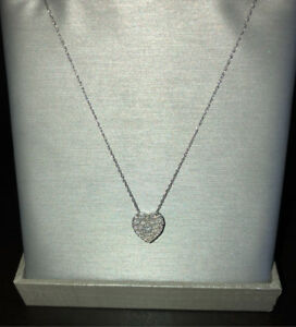 Diamond Necklace need sold asap