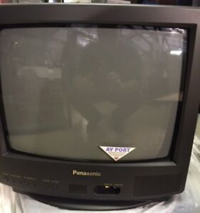 Panasonic colour TV, 13 inch, Model CT- 13R18C