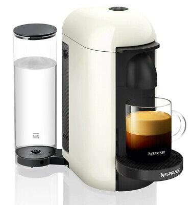 """Nespresso Vertuo Plus Weiß Kapselmaschine """"keine Kapseln enthalten"""""""