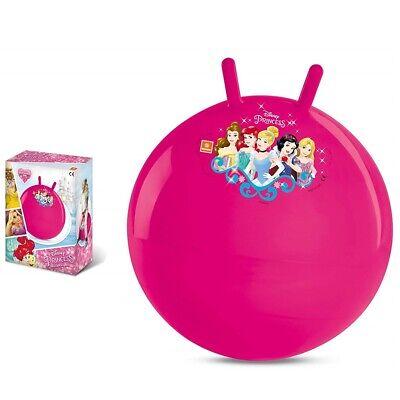 Kids Childrens Disney Princess Space Hopper Hop Bounce Jump Ball Fun Kangaroo To Disney Princess Hop Ball