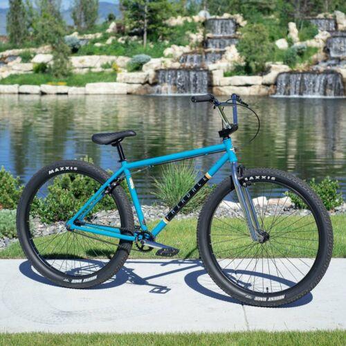 "2021 FAIRDALE BMX TAJ 27.5"" BICYCLE TEAL"