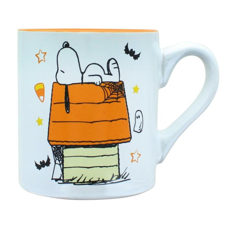 Peanuts Halloween Snoopy 14oz Ceramic Mug
