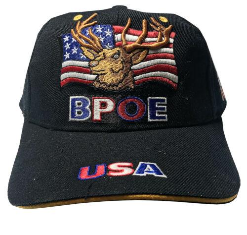 BPOE Elks USA Trucker Cap