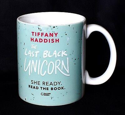 The Last Black Unicorn By Tiffany Haddish Coffee   Tea Mug Cup She Ready  New