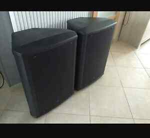 Selling Active nx750p Yorkville self-powered speakers