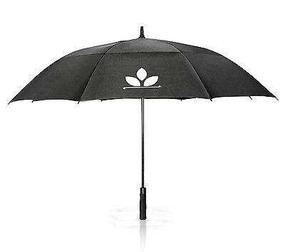GolfUp Partner und Regenschirm