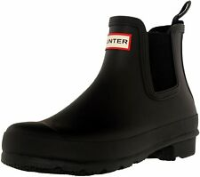 Hunter Women's Original Chelsea High-Top Rubber Rain Boot