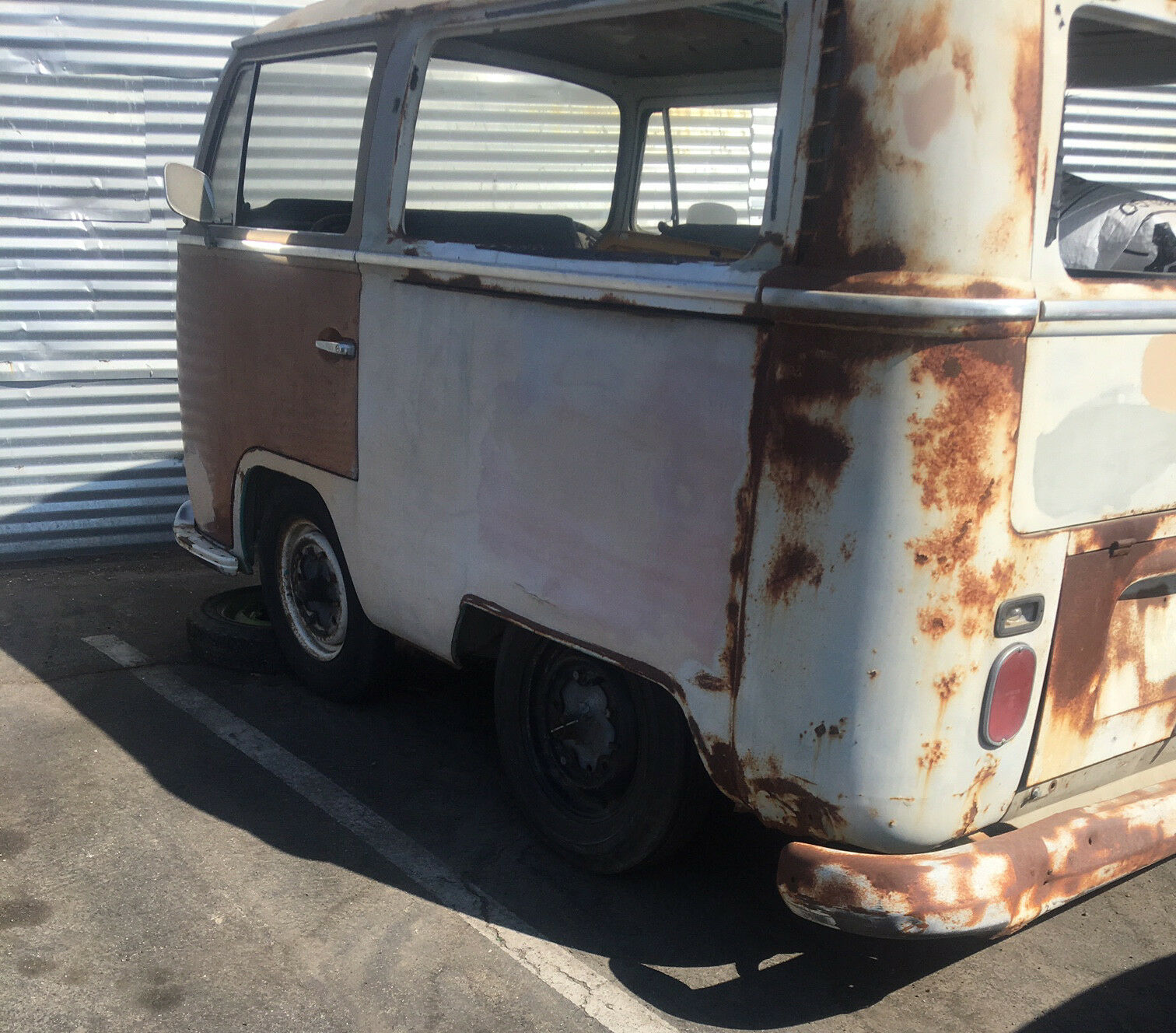 1968 Volkswagen Bus/Vanagon  1968 vw Shorty Bus - All new engine and drive train!!!