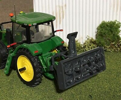 1/64 Loftness Snow Blower Custom Scratch Farm Toy for sale  Fairfax