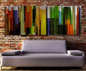 Metal Modern Abstract Wall Art Painting original decor contemporary  Aluminium