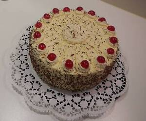Annemarie's German Cake Baking Ethelton Port Adelaide Area Preview