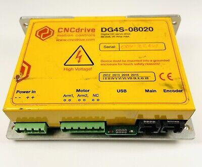 Dg4s-08020 Dc Servo Drive