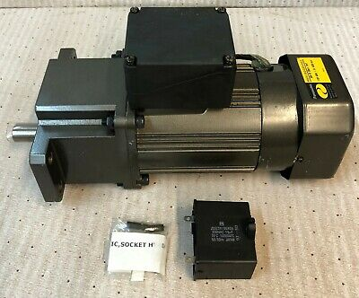 Tool Changer Motor With Gearbox For Bridgeport Vmc 2216 3016 3020 Tc1-4