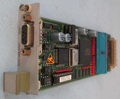 Siemens 6dd1688-0ae1 Ss51 W 7008.04 Chipset Symadyn D Plc Simatic S5 Sinec Oae1