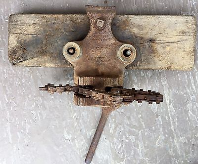 Vintage Bench Vise Owner S Guide To Business And Industrial Equipment
