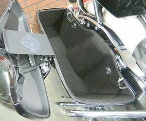 Saddlebag Liners for 2014 & UP Harley bags By Hog Liners