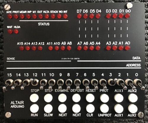 RETRO ALTAIR 8800 S100 Arduino CLONE **BLAST FROM THE PAST**