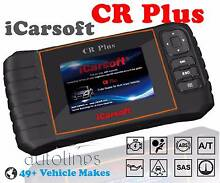iCarsoft CRPLUS OBD2 Reset Diagnostic Scan Tool Car Fault Code Rooty Hill Blacktown Area Preview
