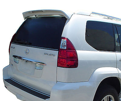 PAINTED ALL COLORS LEXUS GX470 FACTORY STYLE SPOILER 2003 2009   WITH LIGHT