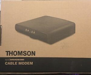 CIK Thomson DCM476 cable modem