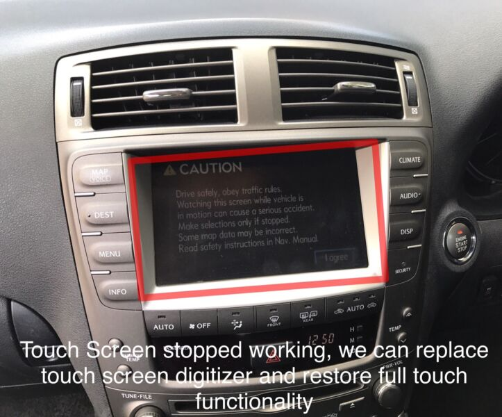 lexus is250 radio manual