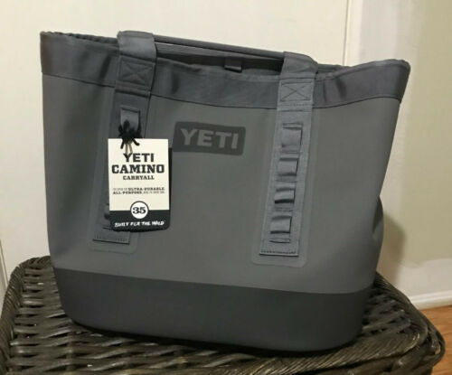 Yeti Camino Carryall 35 – Storm Gray
