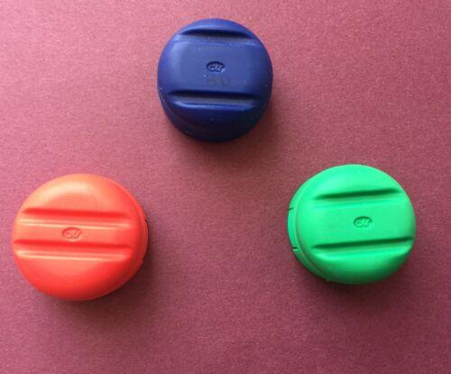 Creative Memories Custom Cutting System Red Blue Green Blade Cartridges