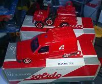 Solido Hachette Renault 4x4 Serbatoio Acqua Vigili Del Fuoco Nuovo + Scatola - renault - ebay.it
