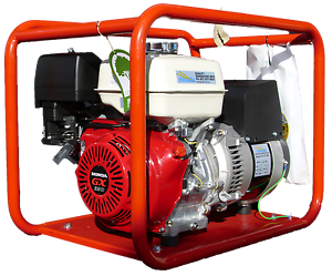 GH7000 8.0kVA Honda Powered Petrol Generator Salisbury Brisbane South West Preview