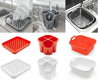 ADDIS SIGNATURE SERIES WASHING UP BOWL CUTLERY DRAINER PLATE RACK DISH DRAINER  Series Wash Bowl