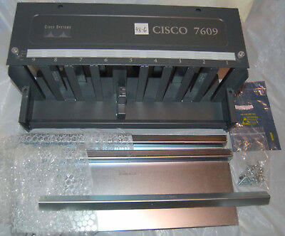 NEW Cisco Systems 7609 Router Chasis Frame only, Cisco 7609 Cisco Systems Router Chassis