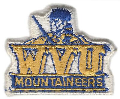600mS West Virginia Mountaineers NCAA College Vintage 2.25