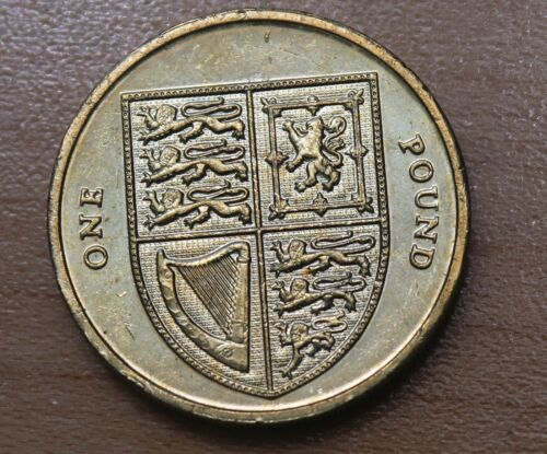 2008 Great Britain 1 Pound
