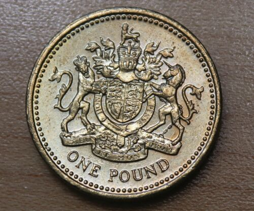 1983 Great Britain 1 Pound
