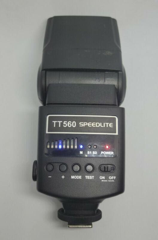 Neewer TT560 Flash Speedlite for DSLR Cameras