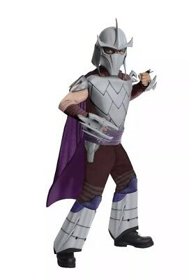 NEW Teenage Mutant Ninja Turtles Deluxe Shredder Costume, Small