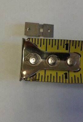 #60 Pendulum Suspension Spring for Hermle and Kieninger Grandfather Clock