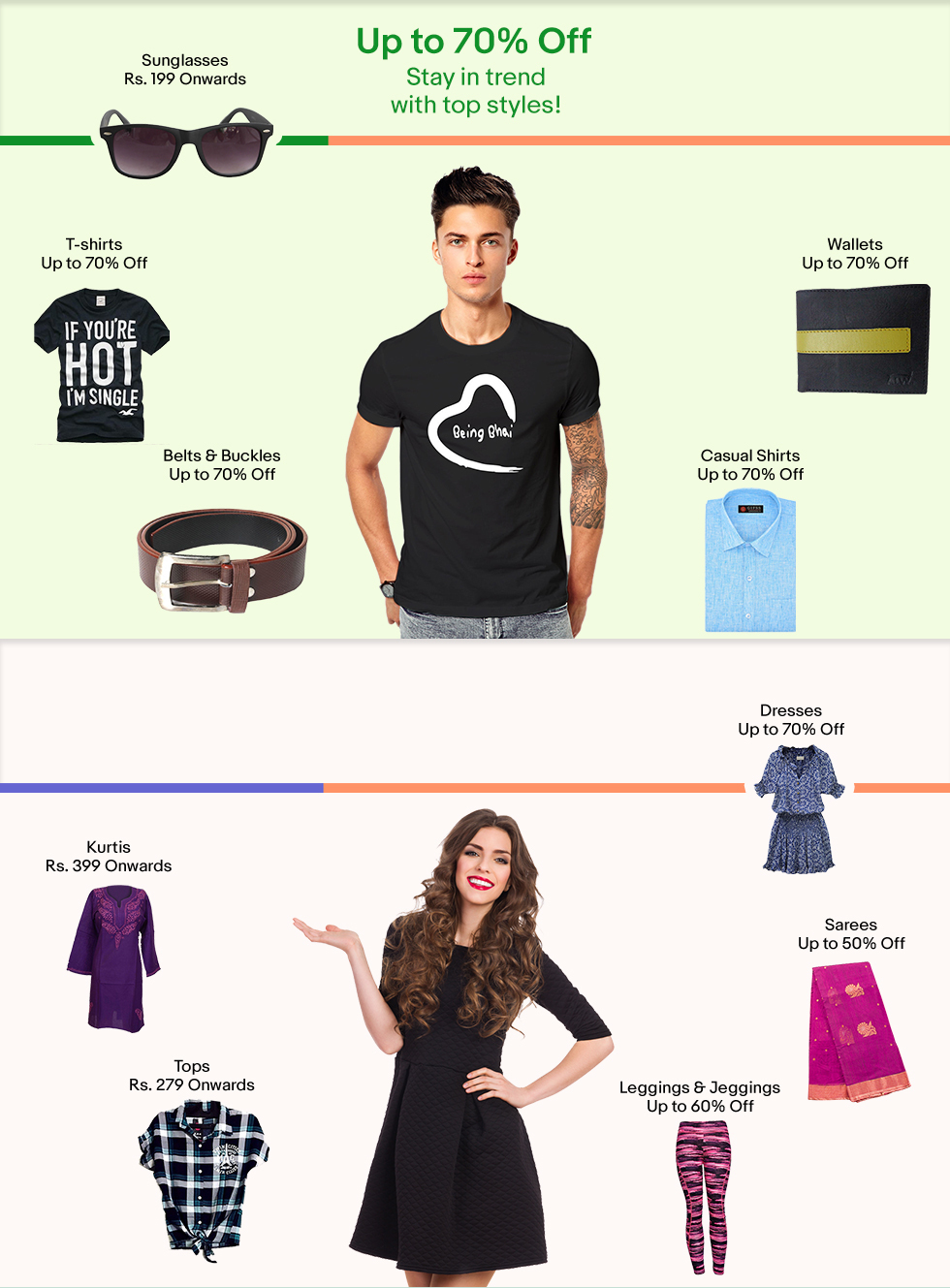 Shop with eBay India today for wide range of clothing, shoes ...