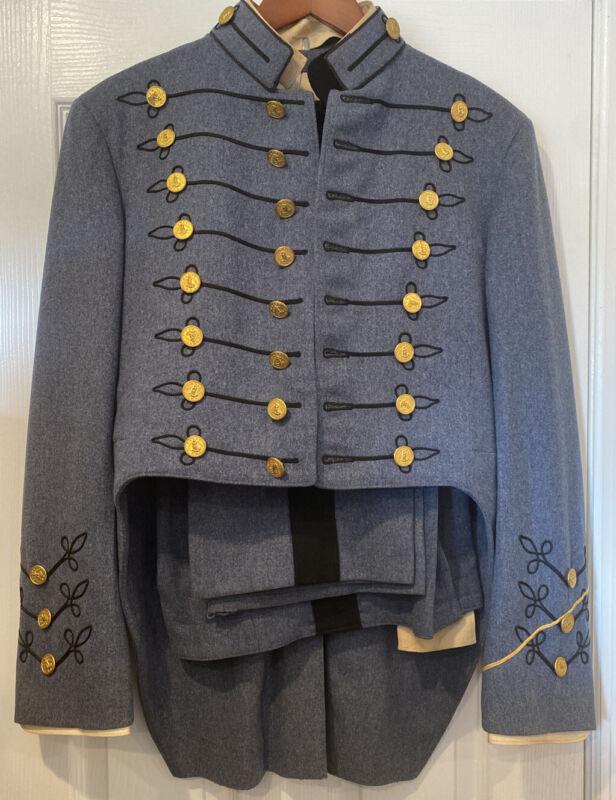 "Vintage Old West Point Cadet Uniform Men's 42R Pant 31"""
