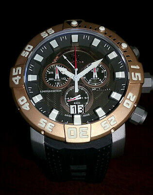 Invicta Sea Base Titanium Men's Chronograph Watch 14260